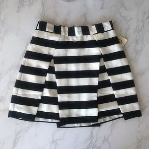 NWT Forever 21 Striped Skirt Sz Small
